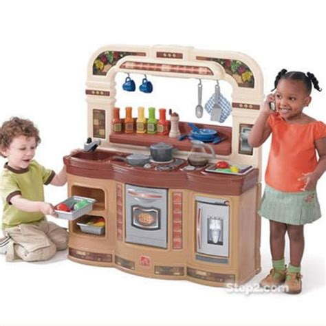 play kitchen for 7 year step 2 playsets