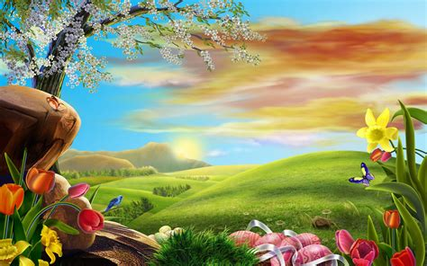 3d Green Nature Wallpaper by 3d Wallpapers Of Nature Dowload 3d Hd Pictures All The