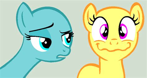 Mlp Base-you Do Know Thats Not A Real Word By Casey-the