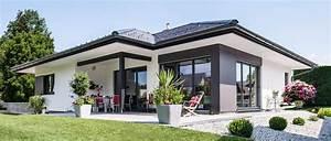 moderne bungalows als fertighaus musterhauspark With französischer balkon mit garten mit bungalow kaufen
