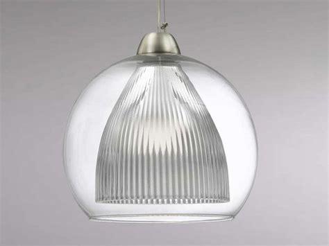 suspension cuisine verre luminaire design pour cuisine suspension en verre sampa