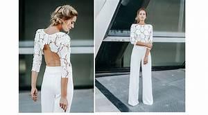 Combinaison Pantalon Femme Mariage : combinaison femme pour mariage combinaison femme pour ~ Carolinahurricanesstore.com Idées de Décoration
