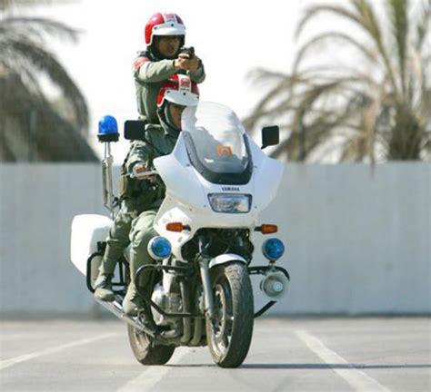 dubais women officers ride  suzuki gsx rs picture