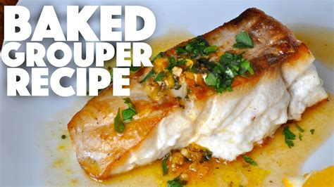 grouper fish baked recipe recipes keto dinner grilled seafood parmesan healthy broiled diet whole fillet treats filet dishmaps ketogenic cook