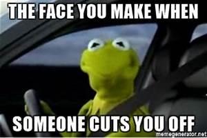 Kermit The Frog Driving Face | www.pixshark.com - Images ...