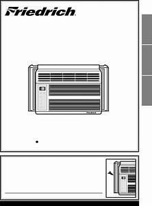 Friedrich Air Conditioner Cp06 User Guide