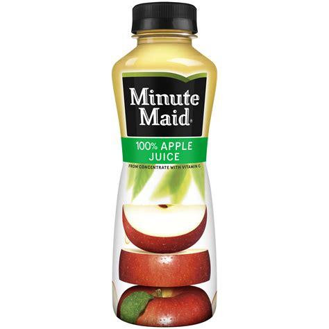 Minute Maid Apple Juice, 15.2 Fl. Oz., 24 Count - Walmart ...