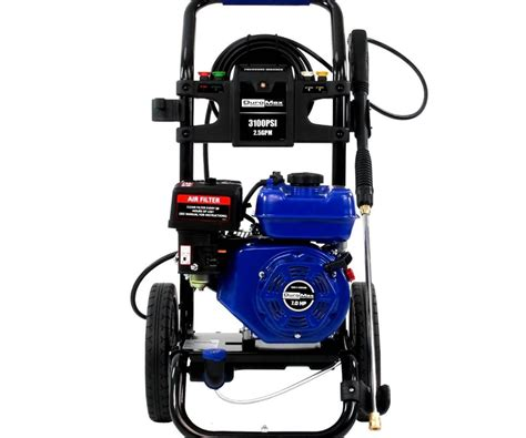Best Pressure Washer Reviews 2017 Gas And Electric