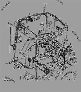 Wiring Harness  Cab   Powrquad U2122   North American Version  - Tractor John Deere 7810