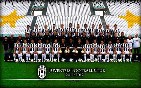 Juventus Soccer Team 2018