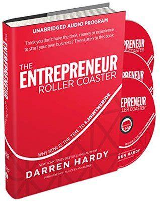 entrepreneur roller coaster audiobook  darren hardy