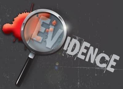 rules  evidence  california criminal cases