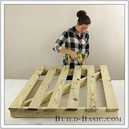 Fence Gate Build Diy Easy Basic Pickets