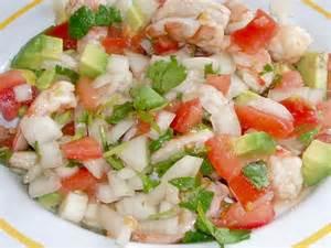 Mexican Fish Ceviche Recipe