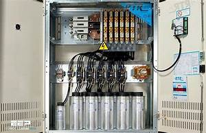 For The Dimensioning Of The Capacitor Bank To Be Installed