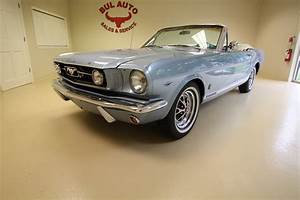 1966 Ford Mustang GT Convertible Stock # 17119 for sale near Albany, NY | NY Ford Dealer For ...
