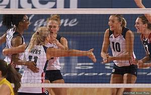 US Women Set Volleyball Nations League Roster