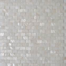 shell tile mosaic wall tile subway tile kitchen backsplash