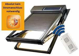 Velux Dachfenster Mit Rolladen Preise : dachfenster rollladen solar velux rollladen online bestellen ~ One.caynefoto.club Haus und Dekorationen