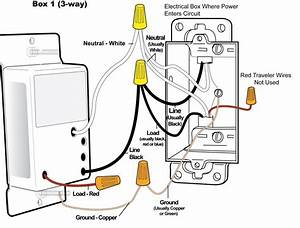 installing multi way circuits insteon With wiring 3 way switch