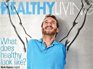 cover :: healthy living :: nick vujicic by jamie ezra mark ...