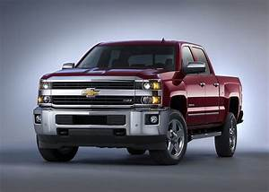 Chevrolet Silverado 2500 Hd Crew Cab Specs  U0026 Photos