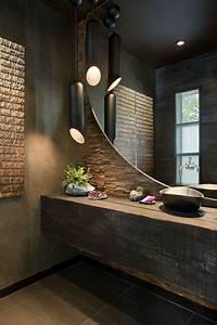 Salle De Bain Originale : comment cr er une salle de bain zen ~ Preciouscoupons.com Idées de Décoration