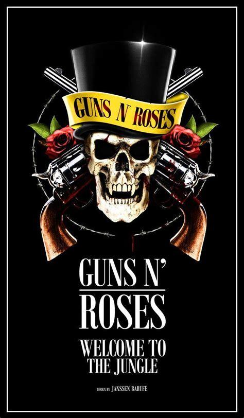 Guns N Roses Logo Wallpapers HD Wallpaper Cave