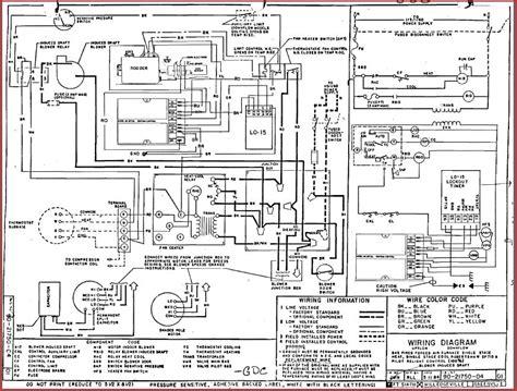 goodman ac wiring diagram comfortmaker wiring diagram