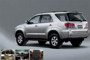 2010 Toyota Fortuner  U2013 Pictures  Information And Specs