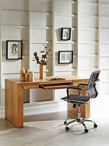 Small, Office, Design, In, Lovely, And, Cheerful, Nuance