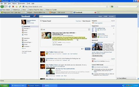 Posting Your Blog Link To Facebook The Right Way