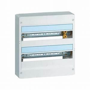 Tableau Electrique Hager 4 Rangées : dimension du tableau lectrique 13 modules pas uniquement ~ Edinachiropracticcenter.com Idées de Décoration