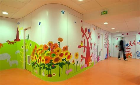 decoration d une creche une halte garderie pour la ville de rethink office of the built environment