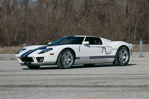 Ford Gt 2006 by 2006 Ford Gt Fast Classic Cars