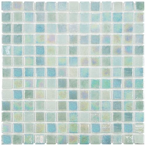 merola tile ruidera square agua of pearl 13 in x
