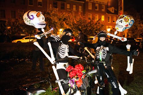 Monster List Of Baltimore's Best Halloween Parties