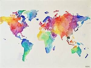blue world map | Tumblr
