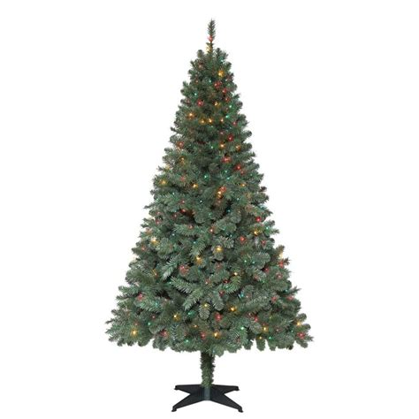 ft verde spruce artificial christmas tree