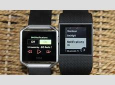 Fitbit Blaze v Fitbit Surge Battle of the fitness watches