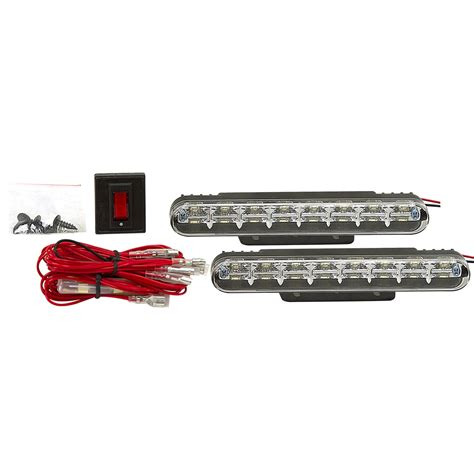led video light kit 12 volt dc led ls216t light kit dc mobile equipment
