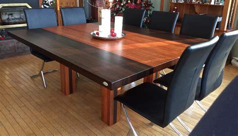 table de bureau en bois tables en bois signature dion signature stéphane dion
