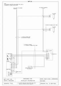 Wiring Diagram For Bpt Intercoms