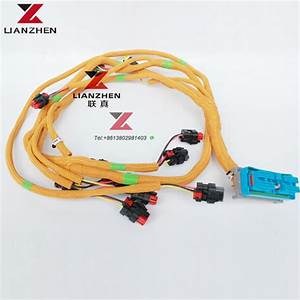 China Engine Wiring Harness For Cat E320d 320d 296