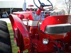 Farmall 460 Diesel Tractor For Sale