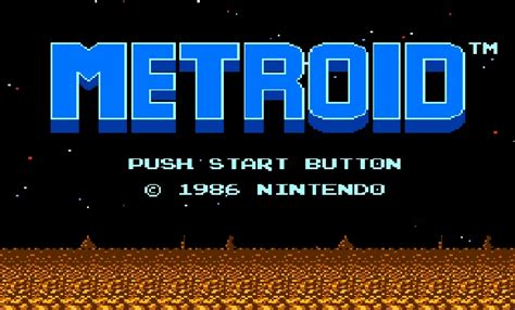 Original Metroid Soundtrack Remade Using 80s Style Synths