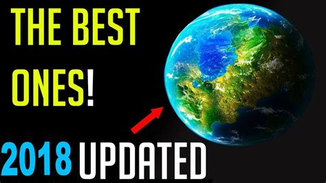 10 Recently Discovered Earth Like Planets