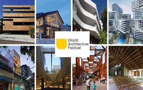 World Architecture Festival Announces Day 1 Category