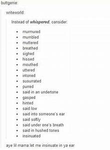 """50 better ways to say """"looks/seems like...""""   Words on ..."""