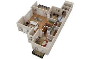 2 floor houses 2d 3d house floorplans architectural home plans netgains